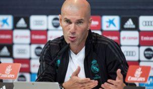 أول تعليق من زيدان بعد عودته لريال مدريد عن كريستيانو رونالدو