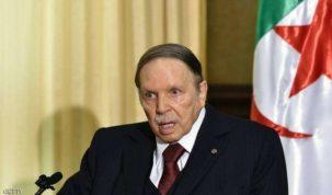 بوتفليقتة يؤجل الانتخابات الرئاسية ويعيد تشكيل الحكومة الجزائرية