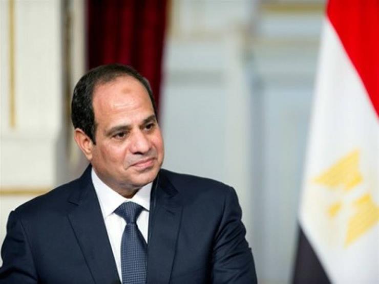 الرئيس السيسي يدلي بصوته في انتخابات مجلس النواب بمصر الجديدة